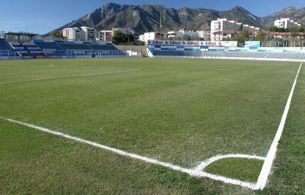 Estadio Marbella Segunda B
