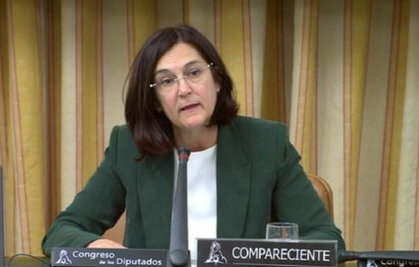 Cani Fernández, presidenta de la CNMC