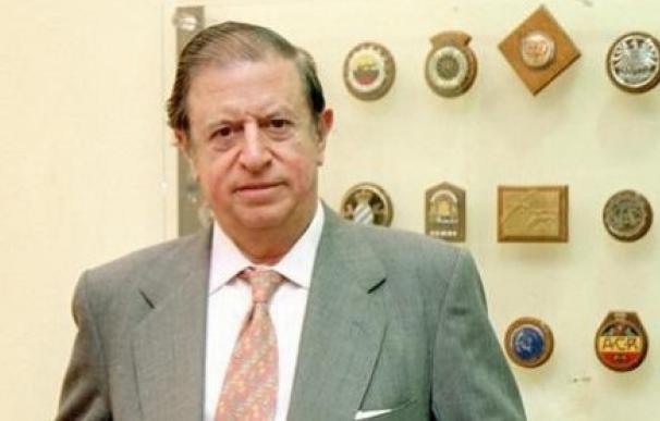 Fernando Falcó, Marqués de Cubas y expresidente del RACE