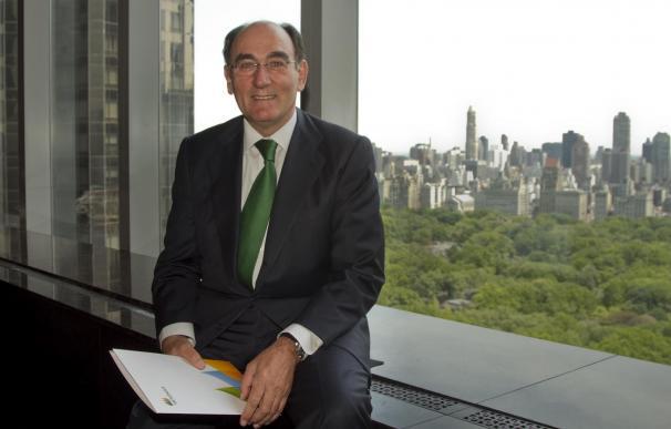 Ignacio Sánchez Galán En Nueva York