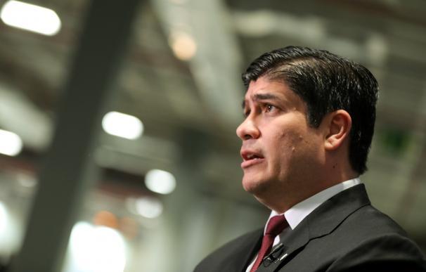 Presidente Costa Rica