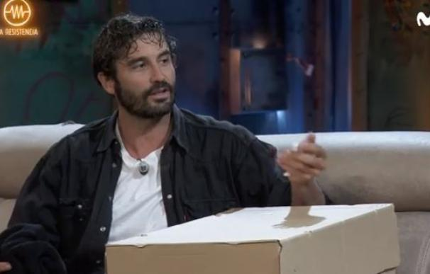 Alex García en La Resistencia