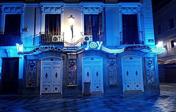 La discoteca Joy Eslava, en la calle Arenal y muy cerca de la Puerta del Sol no ha vuelto a la normalidad.