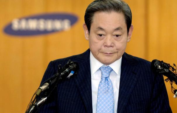 Muere el presidente de Samsung y el más rico de Corea del Sur, Lee Kun-hee.