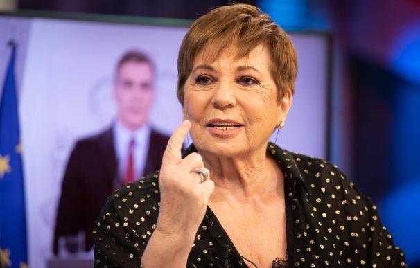 Celia Villalobos en 'El Hormiguero'