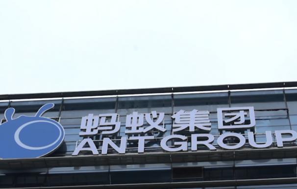 Ant Group posee el sistema de pagos dominante en el comercio electrónico de China.