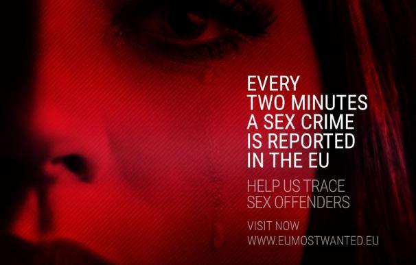 Campaña contra violadores violentos Europol