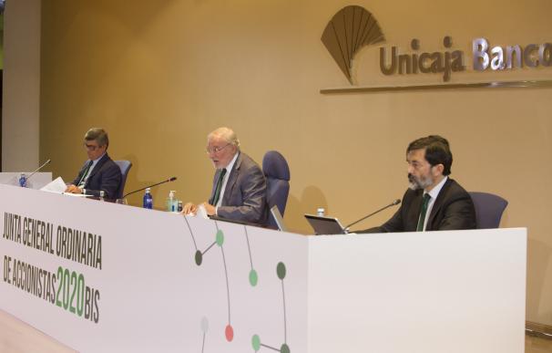 Junta General de Accionistas de Unicaja.