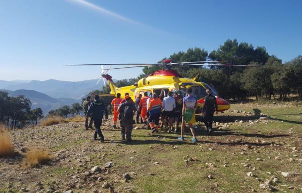 """Herido un cazador tras recibir un disparo """"accidental"""" de otro en Jaén"""