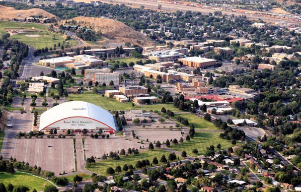 Campus de la Universidad de Idaho SACYR 3/11/2020