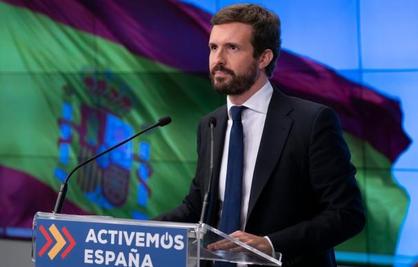 Pablo Casado PP DAVID MUDARRA (PP) 3/11/2020
