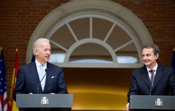 El día que Biden reprendió a Moncloa por la retirada de las tropas de Kosovo