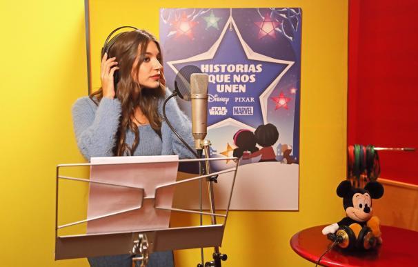 """Ana Guerra es la encargada de interpretar la canción de """"Historias que nos unen"""""""