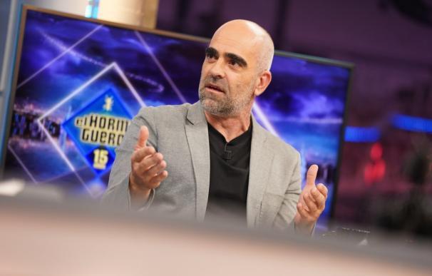 Luis Tosar en 'El Hormiguero'