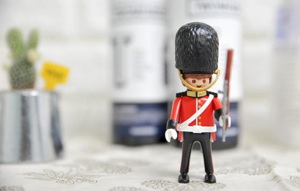 Un guardia galés.