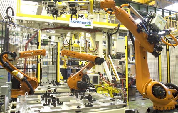 Desde la factoría de Loramendi en Vitoria se ha iniciado la fabricación de motores para Porsche.