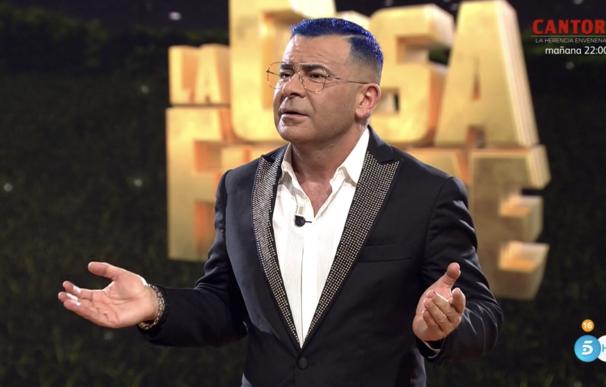 Jorge Javier Vázquez en Telecinco
