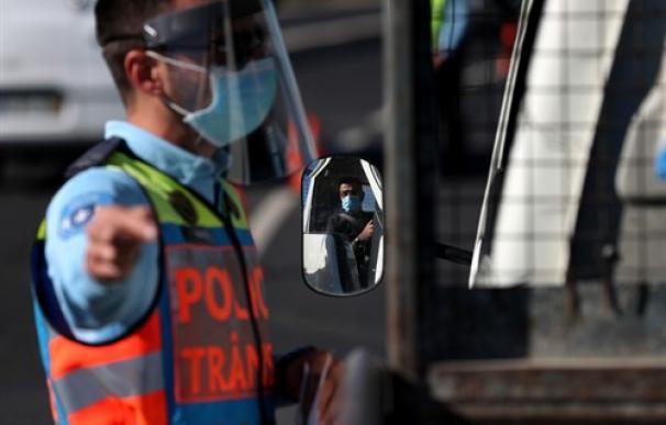 Policía Portugal