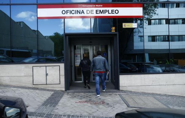 paro desempleo oficina empleo