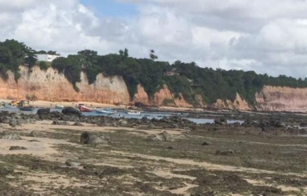 Imagen de la playa Pipas en Brasil