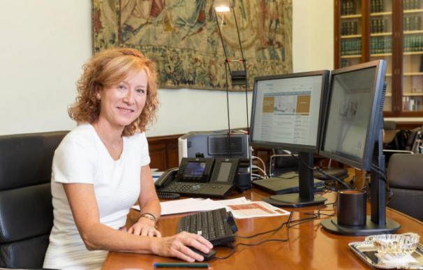 La subgobernadora del Banco de España, Margarita Delgado