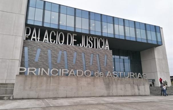 Palacio de Justicia Gijón