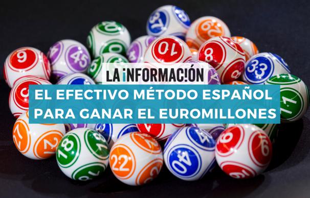 Unos apostantes españoles ya ganaron el Euromillones con este método.