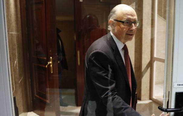 """Montoro: """"España tendrá condiciones cuando el BCE deje de echar una mano"""""""