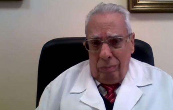 El profesor Frontela en su intervención en Cuarto Milenio