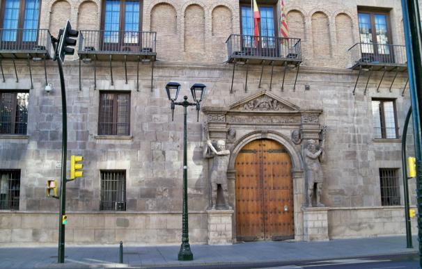 Sede De La Audiencia De Zaragoza