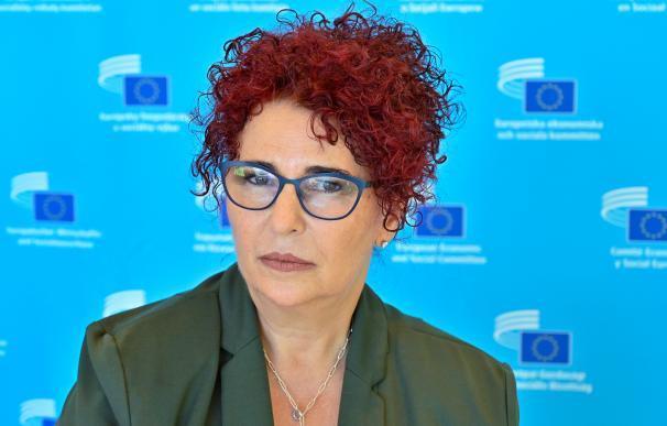 La presidenta del Comité Económico y Social Europeo (CESE), Christa Schweng.
