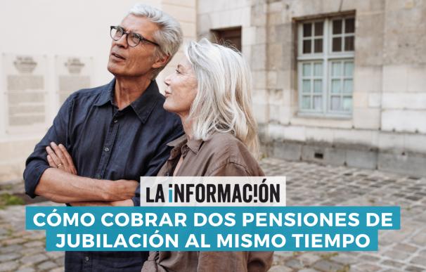 La Seguridad Social permite cobrar dos pensiones de jubilación al mismo tiempo si se cumplen ciertos requisitos.