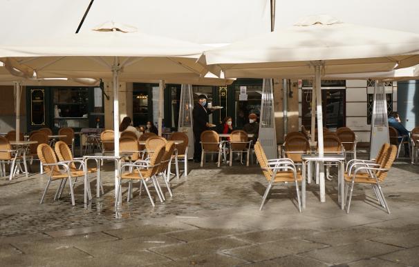 Hostelería coronavirus terraza bar restaurante