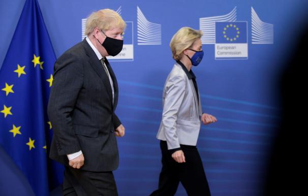 Reino Unido y la UE se dan hasta el domingo para pactar