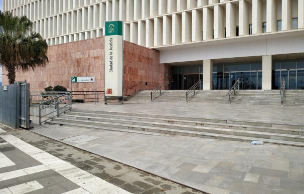 Ciudad de la Justicia de Málaga EUROPA PRESS (Foto de ARCHIVO) 12/5/2020