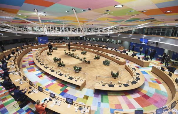 Parlamento Europeo, Consejo Europeo