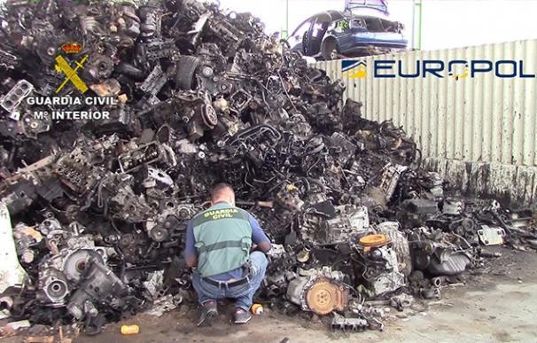 Cae una red que vendía a países pobres residuos peligrosos sin ningún control.