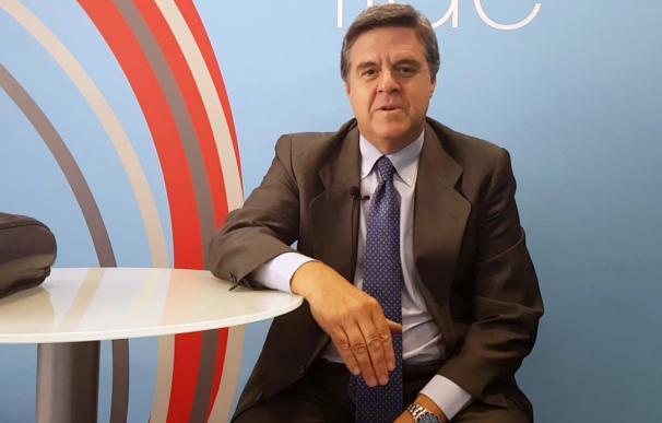 Javier Sánchez-Junco, abogado del rey Juan Carlos.