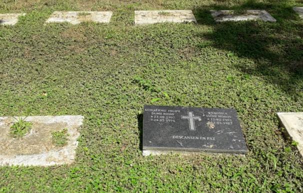Las únicas placas que quedan en los cementerios venezolanos son las que no son de cobre.