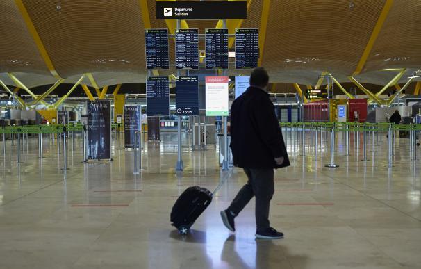 Aena aeropuerto Adolfo Suárez Madrid Barajas
