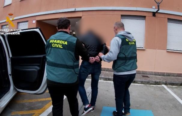 Detenido delitos de abuso sexual a menores