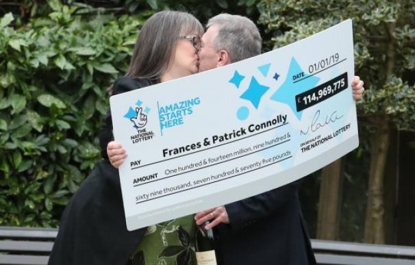 Frances y Patrick Connolly