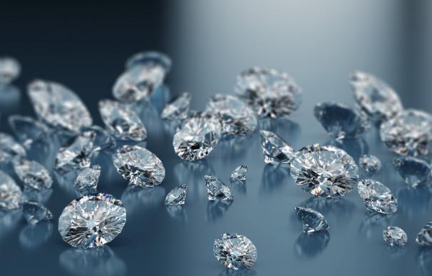 En varias regiones de la India es habitual descubrir diamantes en la tierra.