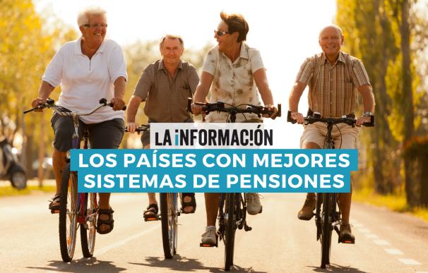 Los países nórdicos como Suecia, Dinamarca y Finlandia tienen algunos de los mejores sistemas de pensiones.
