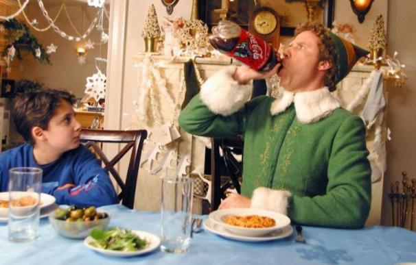 Will Ferrell en 'Elf'