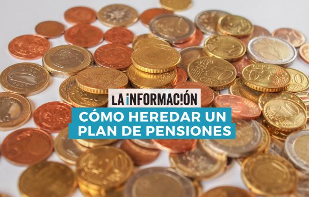 Estos son los trámites para cobrar un plan de pensiones heredado.