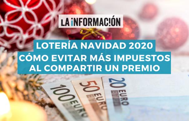 Impuestos loteria navidad 2020