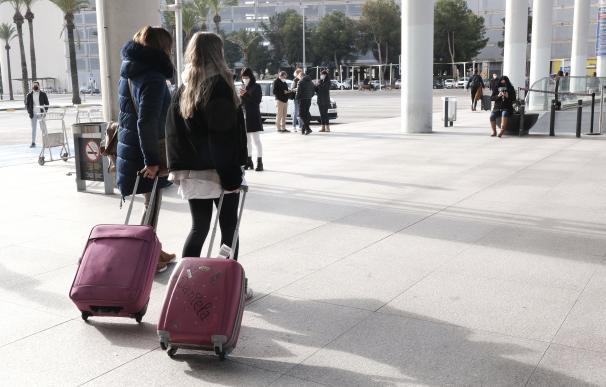 Turistas mallorca