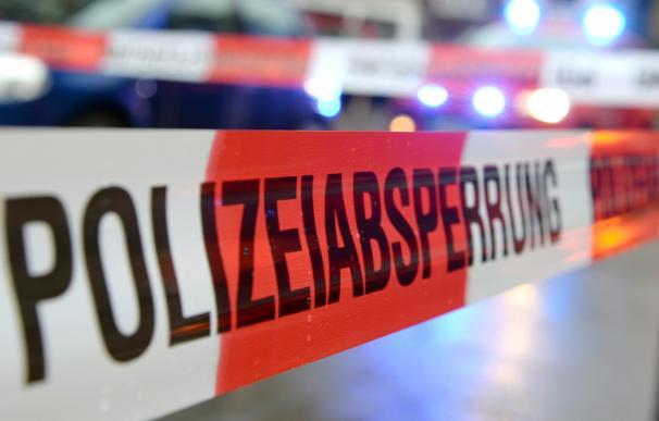 Al menos cuatro heridos por disparos de bala en Berlín: la Policía rastrea la zona.