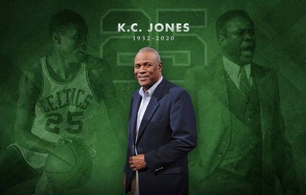 Muere a los 88 años K.C. Jones, leyenda de la NBA con los Celtics
